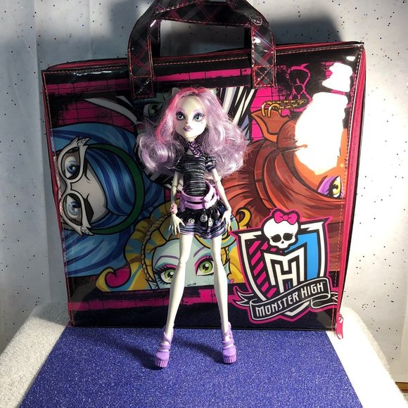 Monster High Doll Catrice Demew AS IS